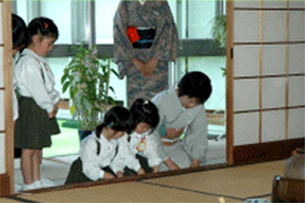 茶道教室(年長)