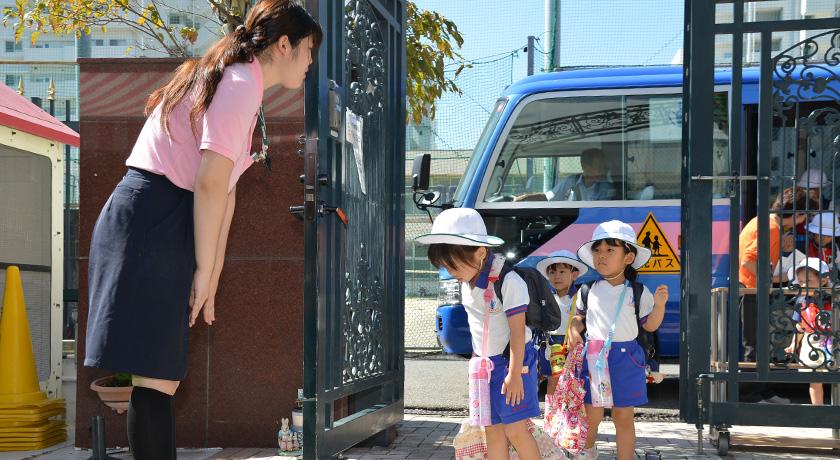 永照幼稚園 採用 先生の一日